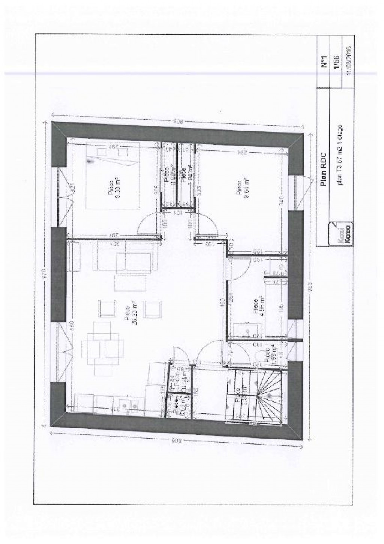 Vente Appartement Renove
