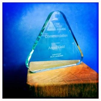 Civis Trust Award