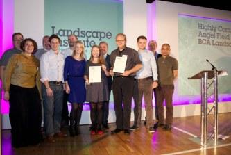 Landscape Institute Awards 2011