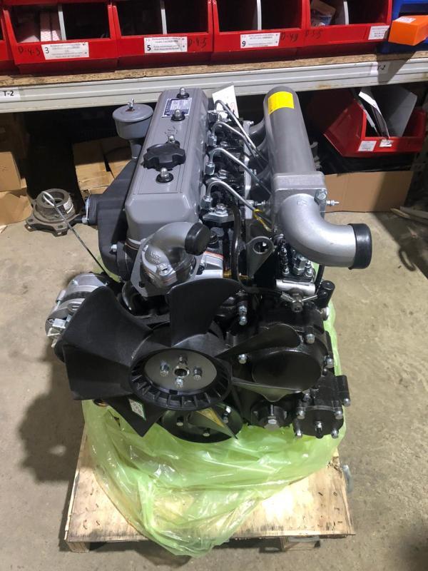 Двигатель в сборе С490BPG