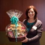 Baila Lazarus: raffle basket, bcatw.org