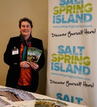 Janet Clouston Salt spring