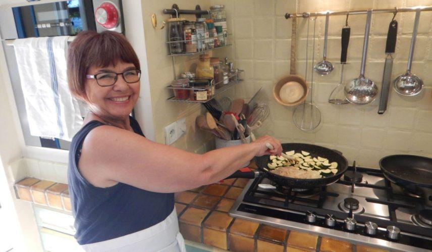 darlene cooking