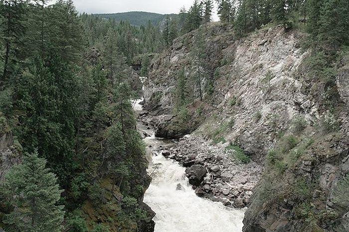 Cascade Gorge