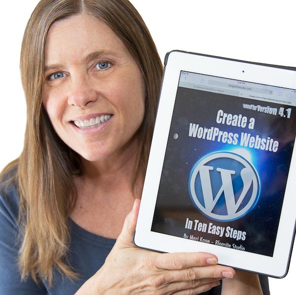 Mari Kane Create WordPress c-up