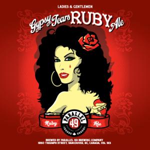GypayTears Ruby Ale