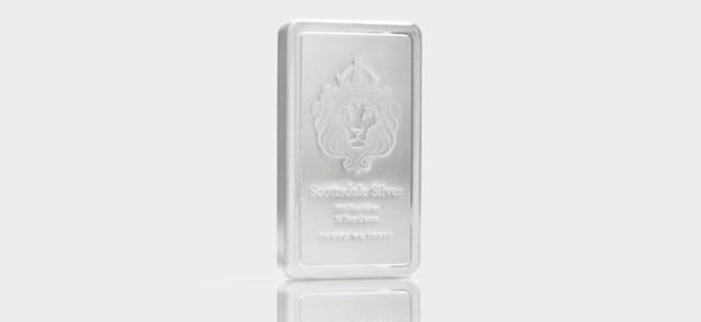 Silver Coins, Silver Bars & Silver Bullion