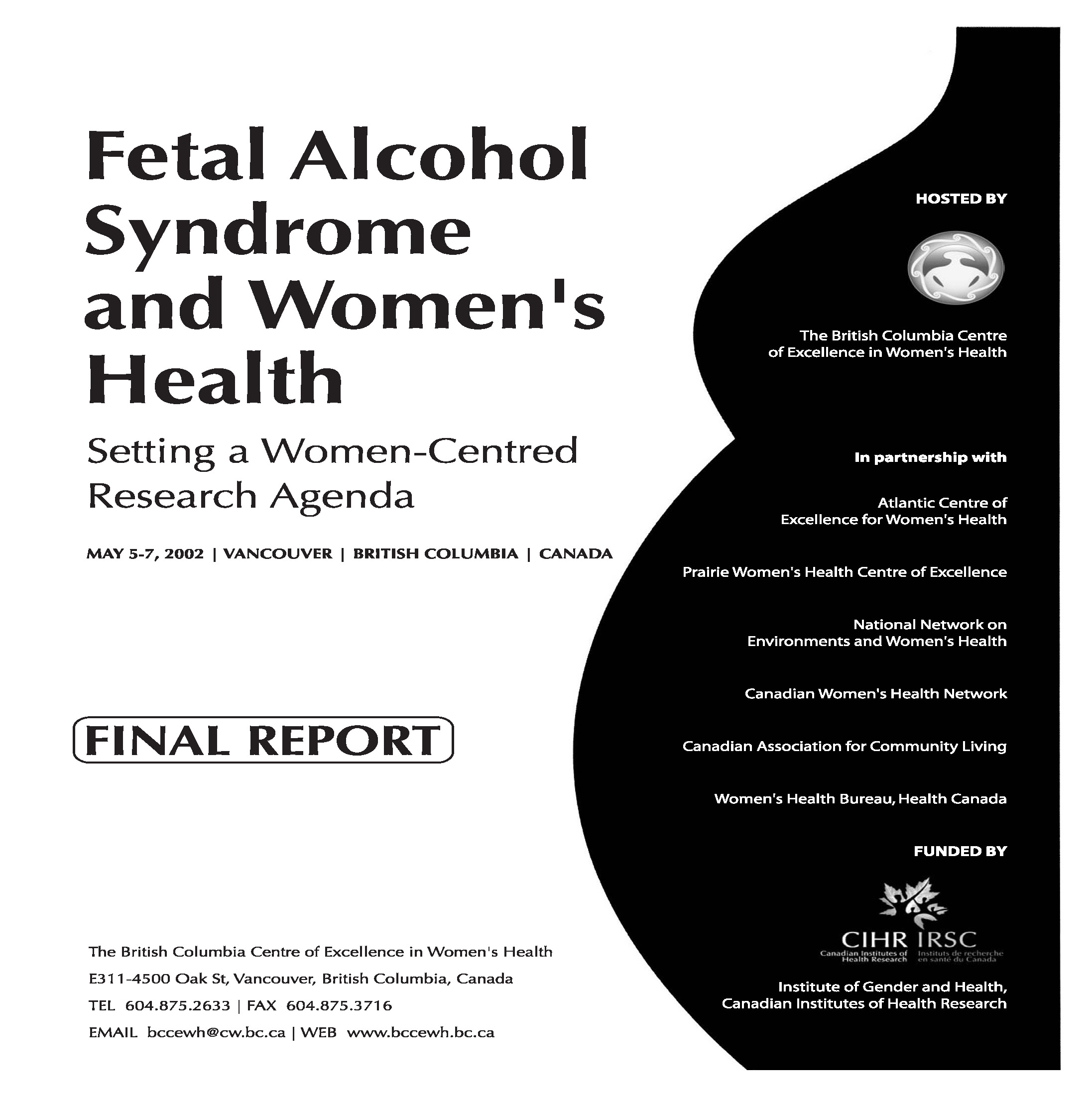 Essay papers on fetal alcohol syndrome
