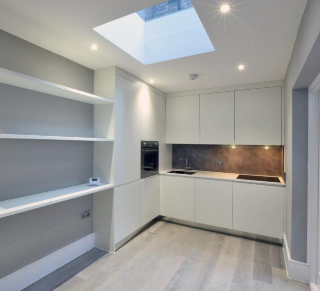 Bespoke joinery in Mayfair, London