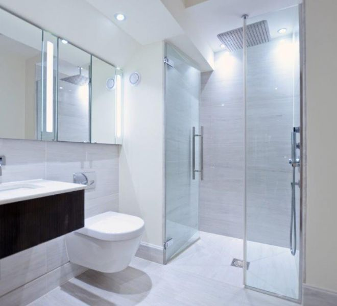 Pont Street Bathroom renovation by brompton Cross construction bccsite