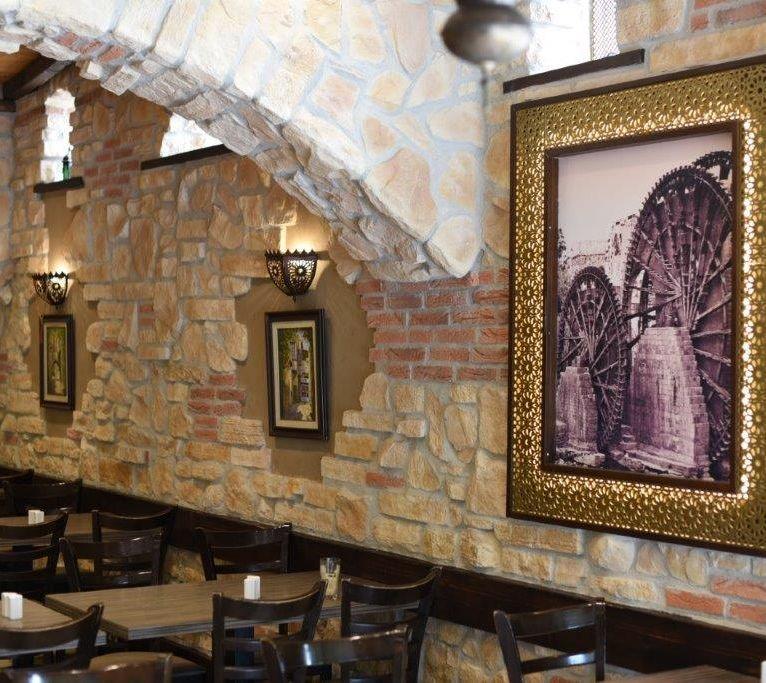 Commercial refurbishment, Interior decoration