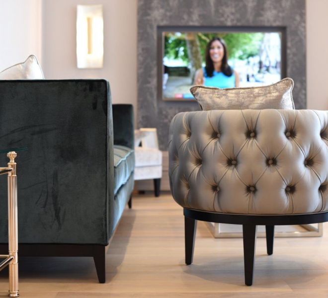 High end furniture in london