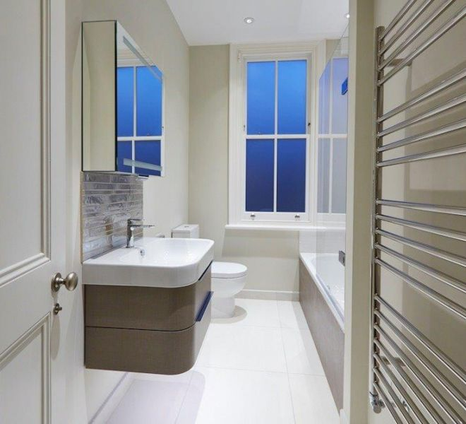 Clapham modern bathroom property renovation