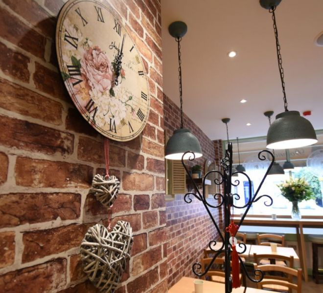 Commercial deli cafe renovation and fitout