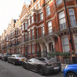 Green street exterior