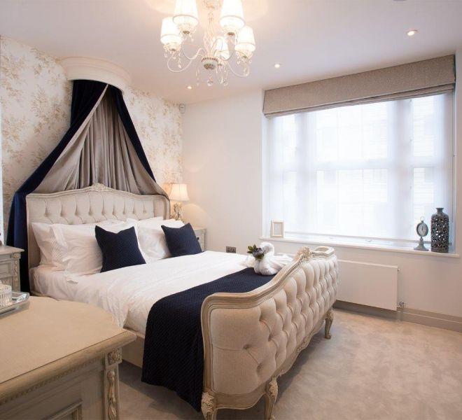 Master Bedroom Interior Design Construction