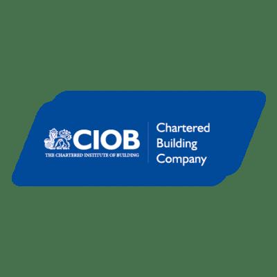 New CIOB - Chartered Building Company Logo-v2