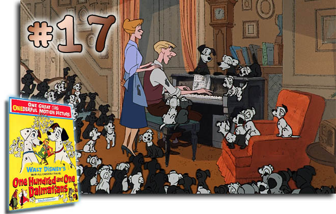 # 17 One Hundred and One Dalmatians: BCDB List of Disney Animated Films