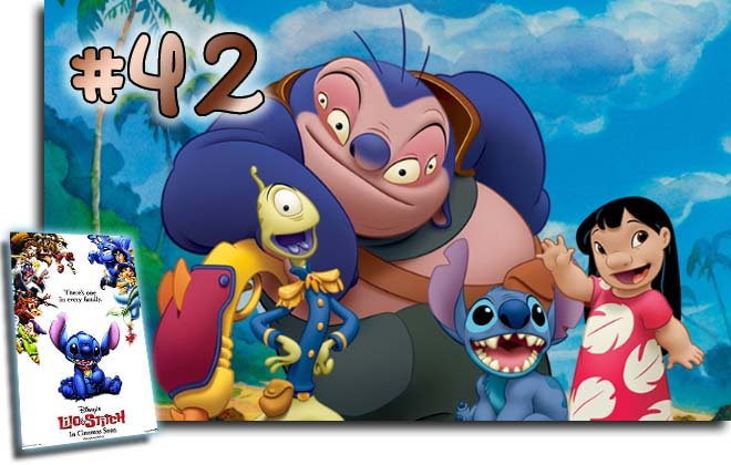 42 Lilo & Stitch: BCDB List of Disney Animated Films