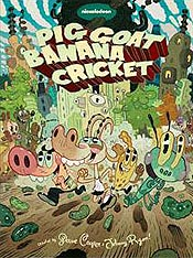 Pig Goat Banana Cricket High Five! (Pig Goat Banana Mantis ...