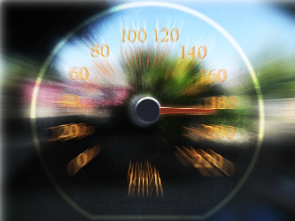 How police catch speeding drivers