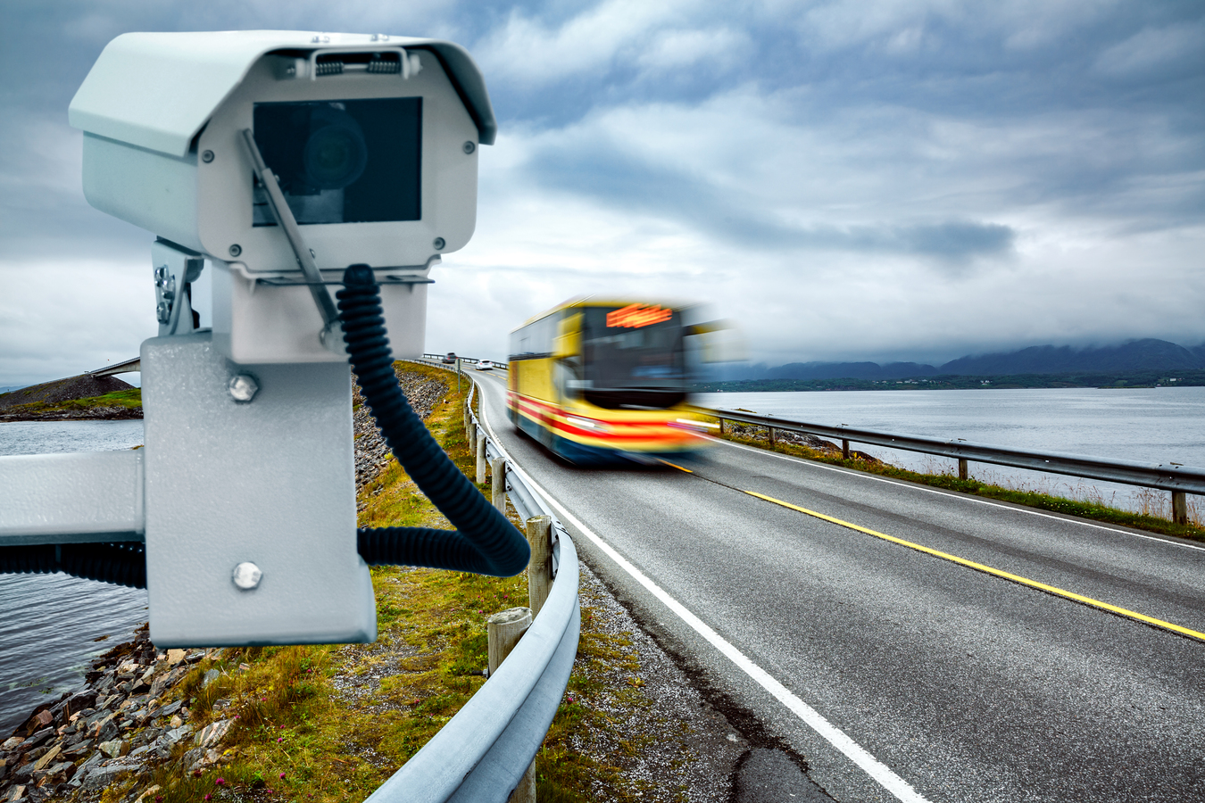 Speed enforcement cameras: 35 BC locations revealed