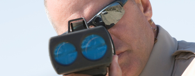 """Is there a """"margin of error"""" for police speed guns?"""
