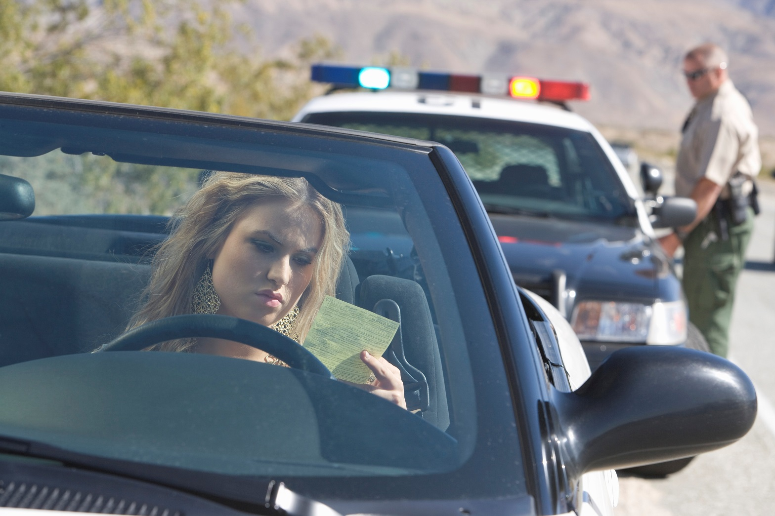 """What the heck is visual estimation? How police """"guess"""" your speed"""