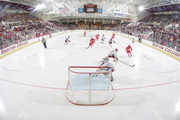 """Image result for boston college hockey arena"""""""