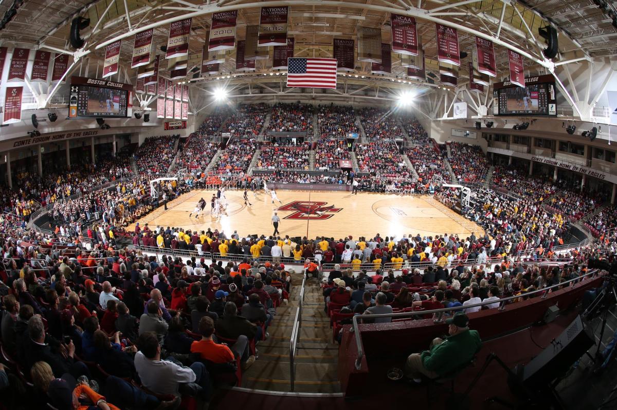 Conte Forum - Facilities - Boston College Athletics