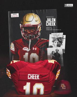National Signing Day Jalen Cheek