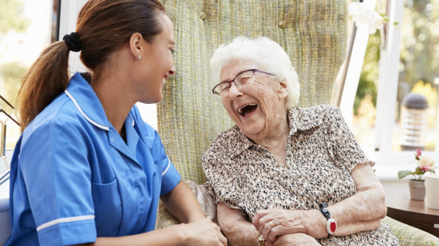 Level 2 Adult Care Worker