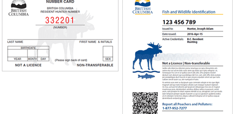 Fish & Wildlife ID (FWID) – Update
