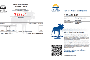 Fish & Wildlife ID (FWID) – Update