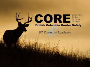 Online CORE Hunter Education Course & Exam Challenge Study Guide