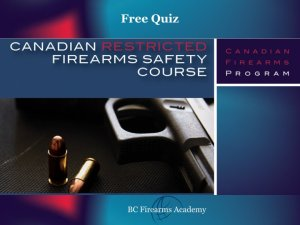 Frequently Asked Firearms Safety Course and CORE Course