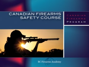 CFSC / CORE - Non Restricted Firearms & CORE Hunter Education