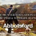 CORE Hunter Education Course BC Fish & Wildlife ID FWID Abby