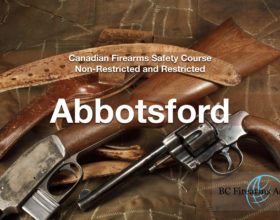 CFSC/CRFSC – Canadian Firearms Safety Course & Canadian Restricted Firearms Safety Course Nov 17/18
