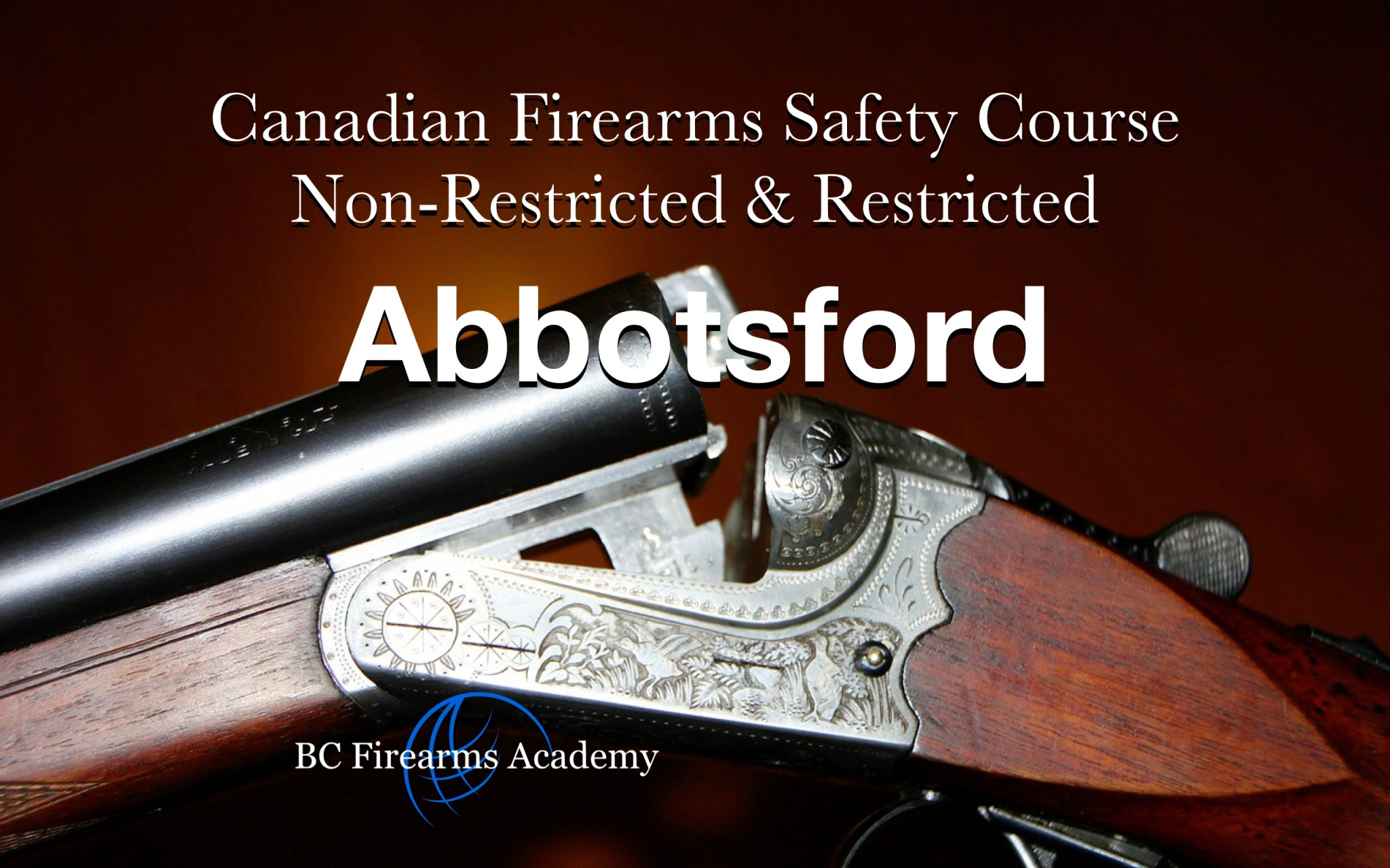 PAL (CFSC/CRFSC) – Canadian Firearms Safety Course & Canadian Restricted Firearms Safety Course Jan 3/4