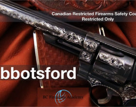 RESTRICTED-ONLY CRFSC (RPAL) Abbotsford Fri Nov 22