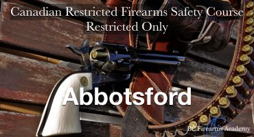 RESTRICTED ONLY CRFSC (RPAL) Abbotsford Fri June 7