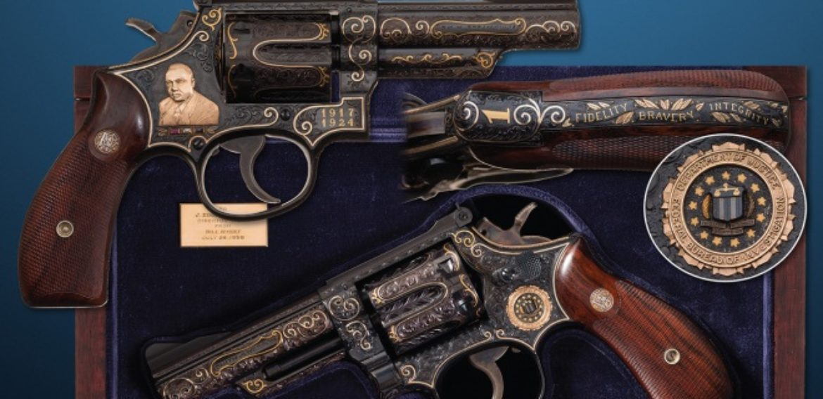 10 Most Expensive Firearms Sold in December 2017