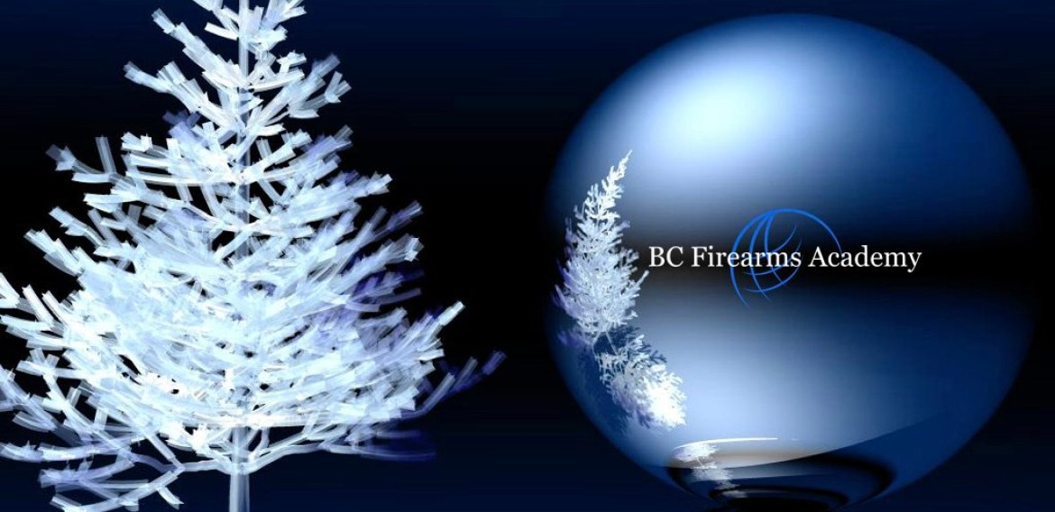Merry Christmas from BC Firearms Academy