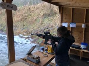 Cabela's Abbotsford Staff Range Day