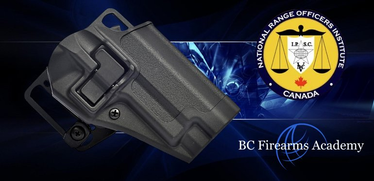 NROI CANADA Prohibits Blackhawk Serpa Holsters