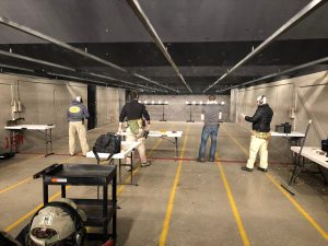 Steel Showdown at the Range Langley BC Firearms Academy