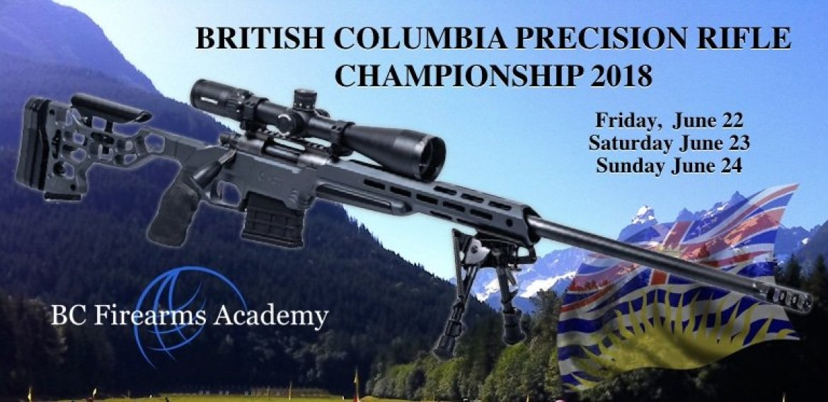British Columbia Precision Rifle Championship 2018