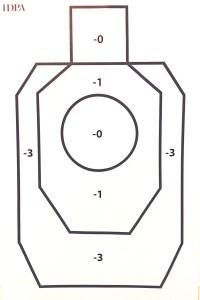 IDPA Target BC Firearms Academy