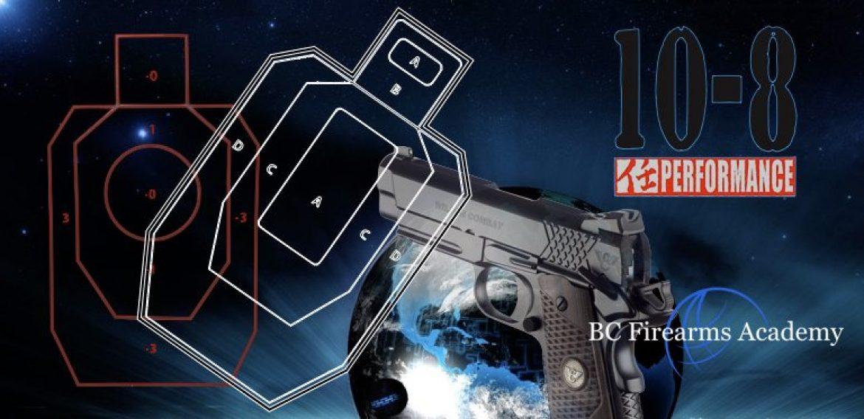 Shooting Drill: The 10-8 Pistol Standards #2